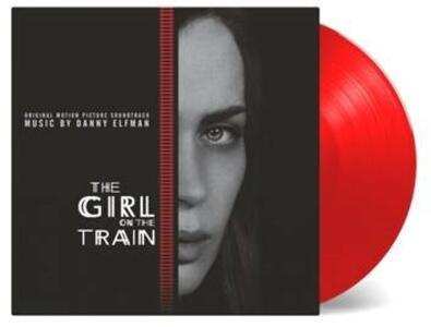 The Girl on the Train (Colonna Sonora) - Vinile LP di Danny Elfman - 2