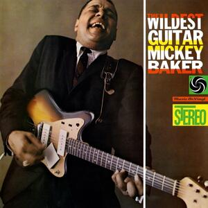 Wildest Guitar - Vinile LP di Mickey Baker