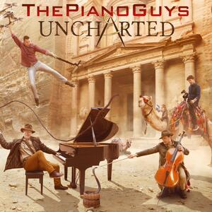 Uncharted - Vinile LP di Piano Guys