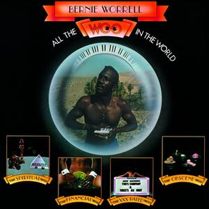 All the Woo in the World - Vinile LP di Bernie Worrell