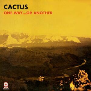 One Way or Another - Vinile LP di Cactus