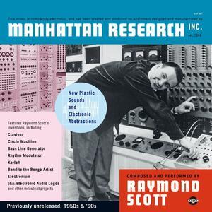 Manhattan Research Inc - Vinile LP di Raymond Scott