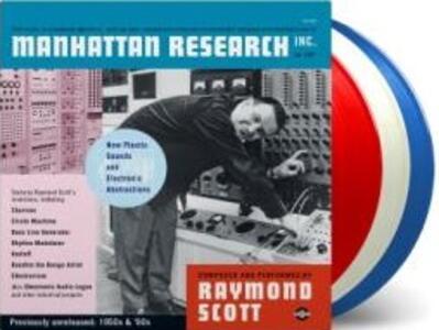 Manhattan Research Inc - Vinile LP di Raymond Scott - 2