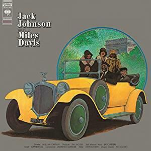 Jack Johnson - Vinile LP di Miles Davis