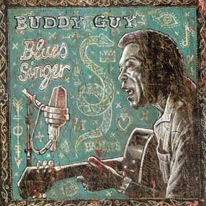 Blues Singer - Vinile LP di Buddy Guy