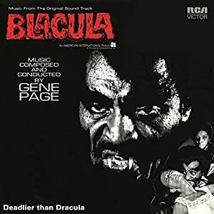 Blacula (Colonna Sonora) - Vinile LP
