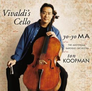 Vivaldi's Cello - Vinile LP di Yo-Yo Ma