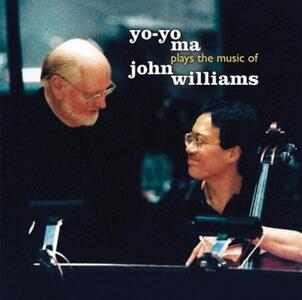 Plays the Music of John Williams - Vinile LP di John Williams,Yo-Yo Ma