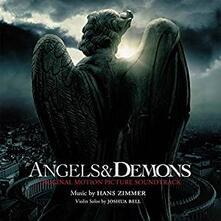 Angels & Demons (Colonna Sonora) (180 gr.) - Vinile LP di Hans Zimmer