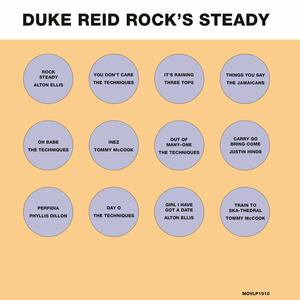 Duke Reid Rock's Steady - Vinile LP