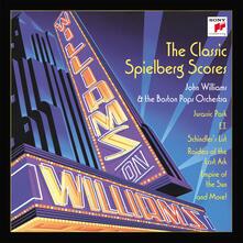 The Classic Spielberg Scores (Colonna Sonora) (Coloured Vinyl) - Vinile LP di John Williams
