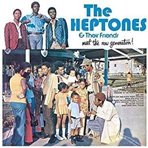 Meet the Now Generation - Vinile LP di Heptones