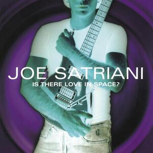 Is There Love in Space - Vinile LP di Joe Satriani