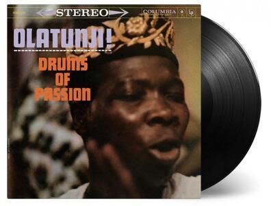 Drum of Passion - Vinile LP di Babatunde Olatunji