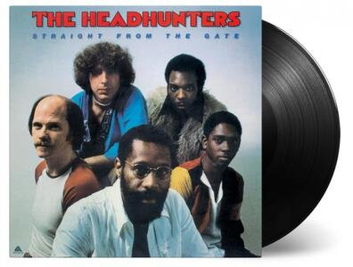 Straight from the Gate - Vinile LP di Headhunters