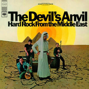Hard Rock from the Middle East - Vinile LP di Devil's Anvil