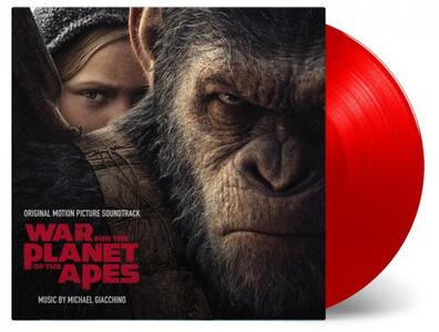 War of the Planet of the Apes (Colonna Sonora) - Vinile LP