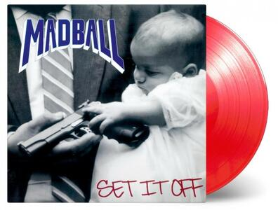 Set it Off - Vinile LP di Madball