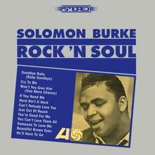 Rock 'n' Soul (180 gr.) - Vinile LP di Solomon Burke
