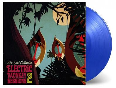 Electric Monkey Sessions 2 - Vinile LP di New Cool Collective