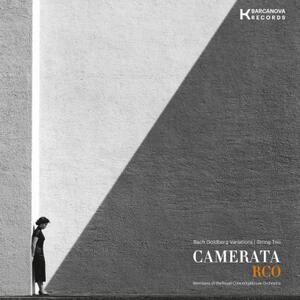 Variazioni Goldberg - Vinile LP di Johann Sebastian Bach,Camerata RCO