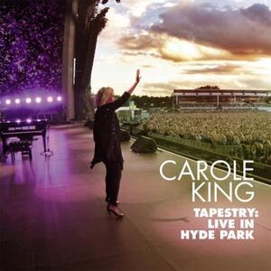 Tapestry. Live in Hyde Park - Vinile LP di Carole King