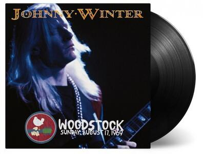 The Woodstock Experience - Vinile LP di Johnny Winter - 2