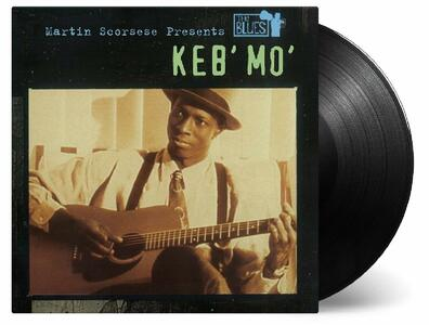 Martin Scorsese Presents the Blues - Vinile LP di Keb' Mo'