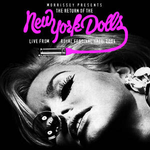 Live from Royal Festival Hall - Vinile LP di New York Dolls