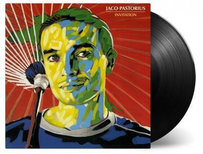 Invitation - Vinile LP di Jaco Pastorius