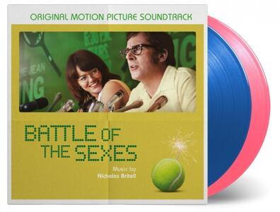 Battle of the Sexes (Colonna Sonora) - Vinile LP