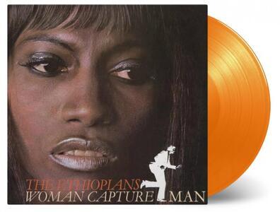 Woman Capture Man - Vinile LP di Ethiopians