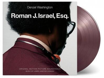 Roman J.israel, Esq. (Colonna Sonora) - Vinile LP