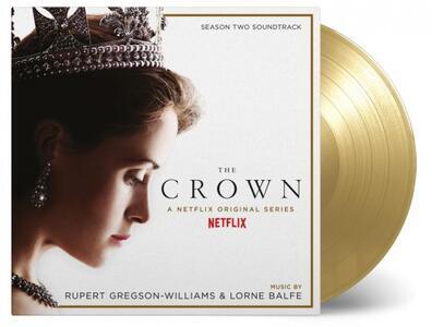 Crown 2ª Stagione (Colonna Sonora) - Vinile LP