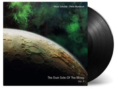 The Dark Side of the Moog vol.4 - Vinile LP di Klaus Schulze