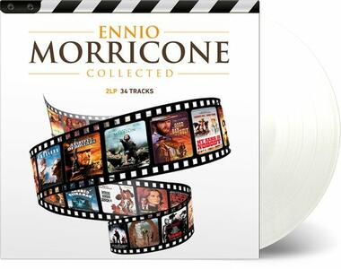 Collected - Vinile LP di Ennio Morricone