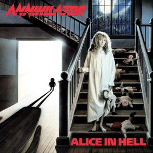 Alice in Hell - Vinile LP di Annihilator