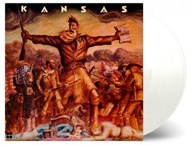 Kansas - Vinile LP di Kansas