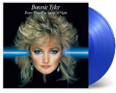 Faster Than the Speed of Night - Vinile LP di Bonnie Tyler