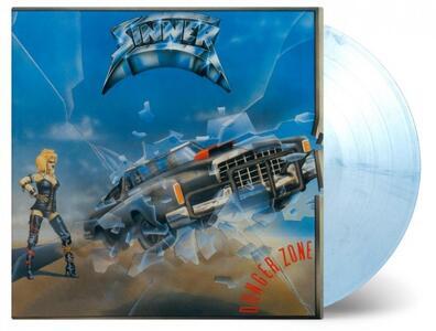 Danger Zone - Vinile LP di Sinner - 2