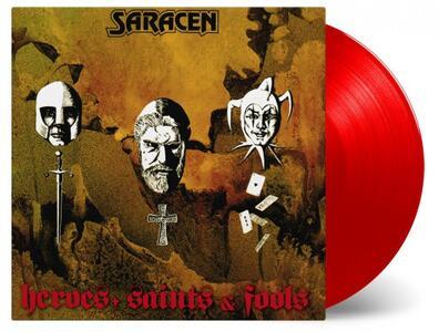 Heroes, Saints and Fools - Vinile LP di Saracen - 2