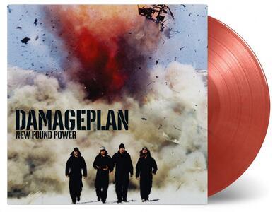 New Found Power - Vinile LP di Damageplan