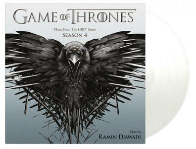 Game of Thrones 4 (Colonna Sonora) - Vinile LP di Ramin Djawadi
