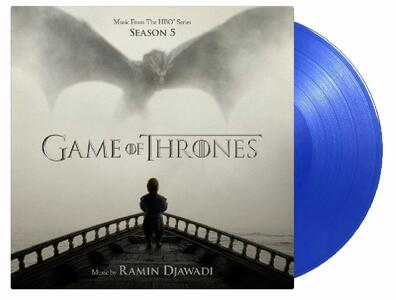Game of Thrones Season 5 (Colonna Sonora) - Vinile LP di Ramin Djawadi