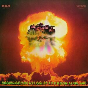 Crown of Creation - Vinile LP di Jefferson Airplane