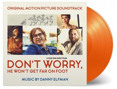 Don't Worry, He Won't Get Far on Foot (Colonna Sonora) - Vinile LP