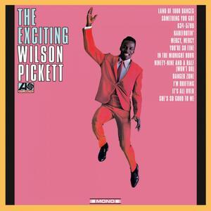 Exciting Wilson Pickett - Vinile LP di Wilson Pickett