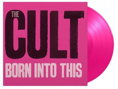 Born Into This - Vinile LP di Cult