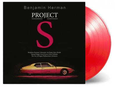 Project S - Vinile LP di Benjamin Herman