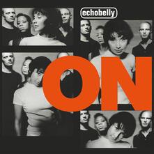 On (Orange Coloured Vinyl) - Vinile LP di Echobelly